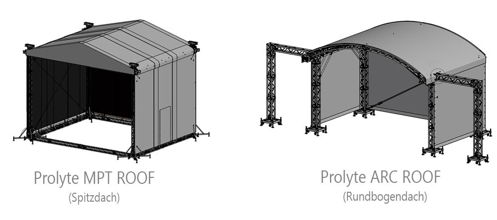 technische Zeichnung ARC ROOF MPT ROOF